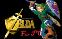 Legend of Zelda wind waker, twilight princess, skyward sword теперь и на PC через эмулятор.