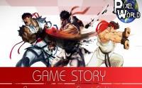 Лучшее в серии Street Fighter. Game Story