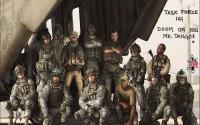 Фракции Modern Warfare