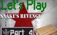 Прохождение Snake Revenge Часть 04