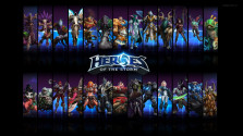 Heroes of the storm — BATTLE MOMENTS [Эпизод 2]