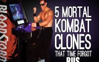 5 Terrible Mortal Kombat Clones That Time Forgot/5 самых плохих клонов Mortal Kombat (RUS)