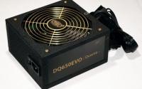 Модульный блок питания Deepcool Quanta DQ650EVO. Золото, которое не подведёт