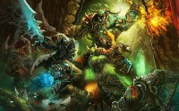Lore World of Warcraft или учим историю с Драмкором. Part 1.
