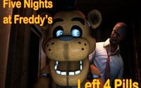 [SFM] Five Nights at Freddy's: Left 4 Pills