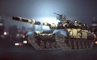Свойства всех модификаций танка в Battlefield 4.