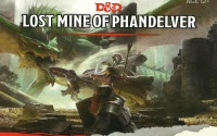 Набор партии на Dungeons&Dragons приключение «Lost Mine of Phandelver»