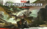 Набор партии на Dungeons&Dragons приключение «Lost Mine of Phandelver»