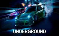 Need For Speed 2015 — Teaser Underground Edit