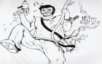 Моих рисунков пост намба 2