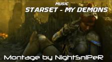 Starcraft 2 Монтаж