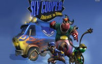 Sly Cooper Thieves in Time Обзор [3d платформер]