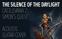 Castlevania 2. The Silence of the Daylight. Acoustic guitar cover.