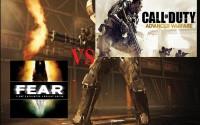 Игровой патруль: F.E.A.R. VS Call of Duty AW
