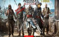 [Запись] Начали с Гайкой! Assassin's Creed 4: Black Flag. Ассассинская неделя, день 6.