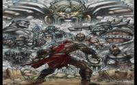 Бог Войны. Мифы и легенды. Ч. 1. \ God of War. Myth and Legends. P.1.