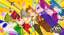Обзор игры Persona 4: The Golden (PS Vita)