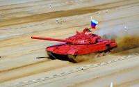 Гости танкового биатлона получат доступ на ЗБТ Armored Warfare