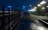 Одной ночью в начале зимы…