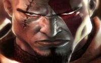 Фан арт God of War