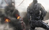 Call of Duty Advanced warfare — скромная рецензия.