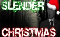 [UPDATE] Новогодний Slender: the Arrival с вебкой и подарками! ЗАПИСЬ