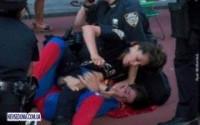 Супергерои vs Человечество