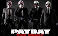 Воровской стрим со зрителями (Payday: The Heist) — запись