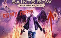 Взгляд сверху ( SAINTS ROW: GAT OUT OF HELL )