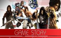 Лучшее в серии Prince of Persia. Game Story