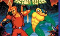 Обзор игры Battletoads & Double dragon