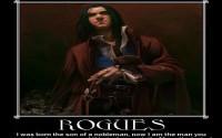 Почему «Rogue» не должен быть «Разбойником»