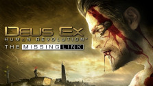 [Стрим] Deus Ex: Human Revolution # 5. Кто проживает на дне океана? Запись Е!