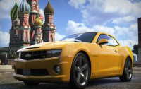 Ford Mustang GT 5.0 в World of Speed