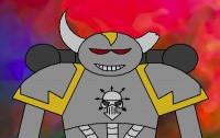 Анимационный комикс с фэндомами из Warhammmer 40000