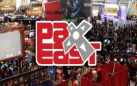 Видео с выставки PAX EAST 2015