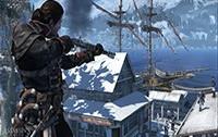 Геймплей Assassin's Creed: Rogue на русском языке