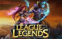 League of Legends.