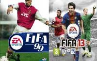 Полная история серии FIFA!