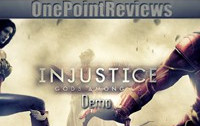 Injustice: Gods Among Us — Demo | OnePointReviews