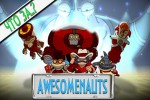 Что за… — Awesomenauts?