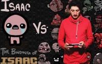 Обзор binding of the isaac (обзор игр ps vita)