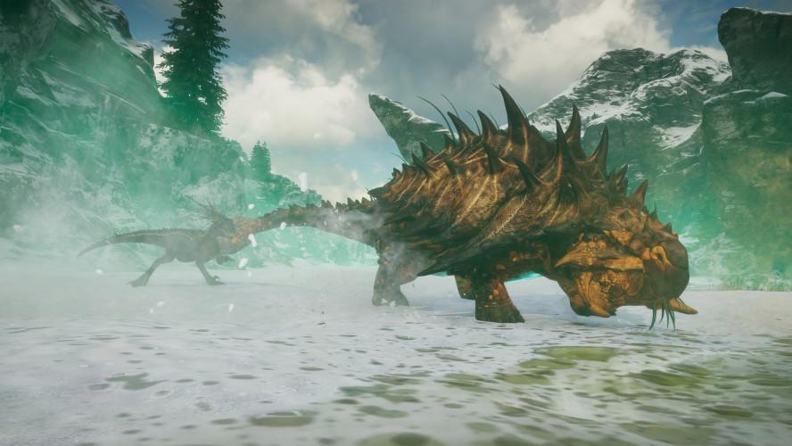 Кооперативный шутер с динозаврами Second Extinction выйдет в раннем доступе 13 октября