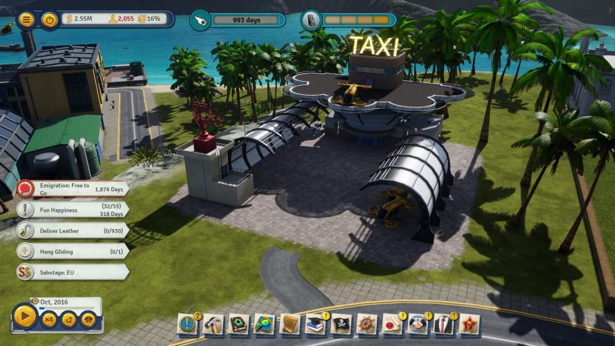 Авторы Dungeons III теперь отвечают за серию Tropico