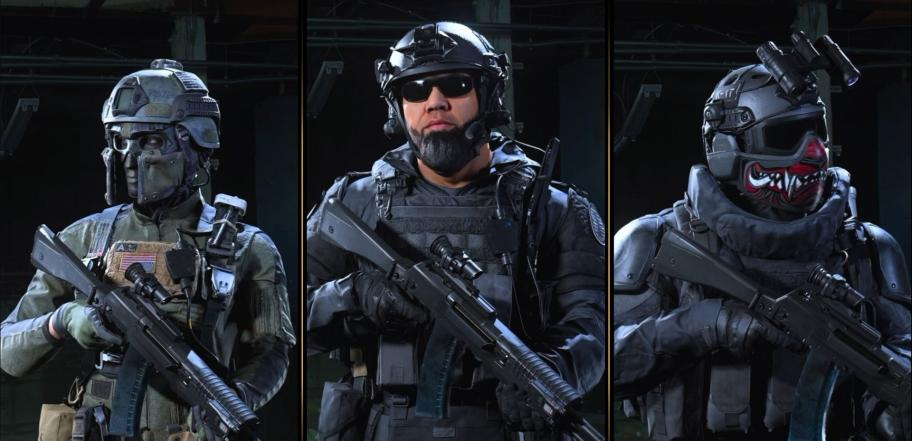 Трейлер группы «Тень» — новой фракции Call of Duty: Modern Warfare и Warzone