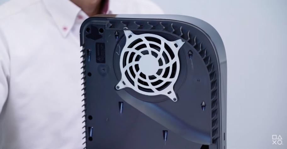Sony оптимизирует работу кулера PlayStation 5 при помощи онлайн-апдейтов