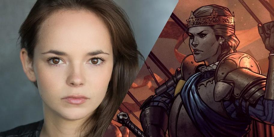 Netflix нашла актрису на роль королевы Мэвы в «Ведьмаке»