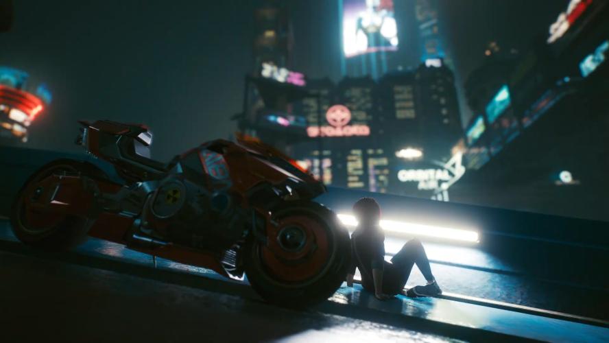Трейлер фоторежима Cyberpunk 2077