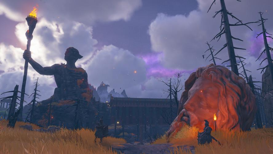 Immortals Fenyx Rising: сюжетный трейлер, геймплей и скриншоты