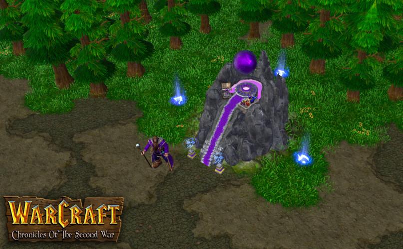 Энтузиасты воссоздают Warcraft II на базе Reforged. Уже доступны демоуровни